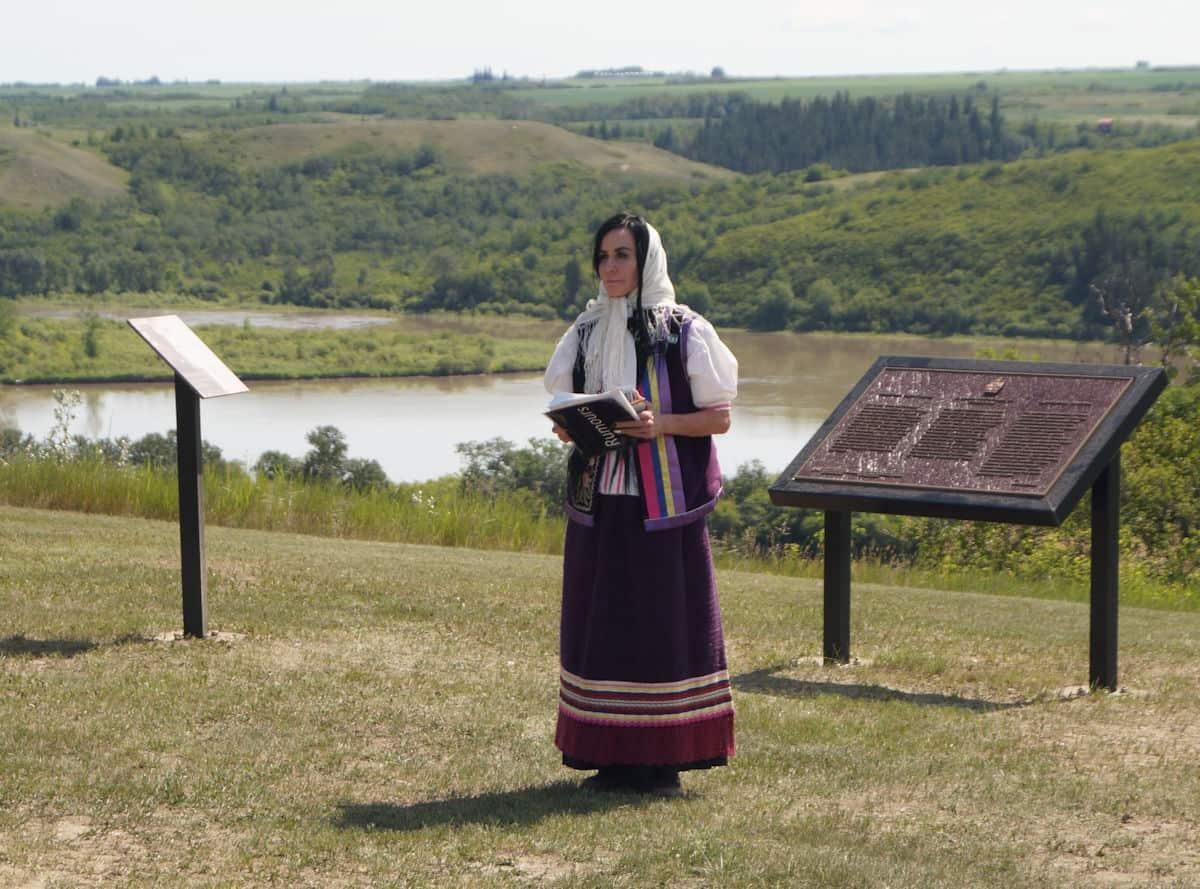 Doukhobor Blaine Lake Saskatchewan