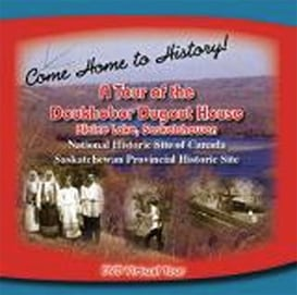 Come Home to History – Virtual Tour on DVD