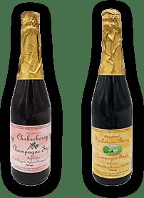 Parenteau's Gourmet Foods – Non-Alcoholic Champagne
