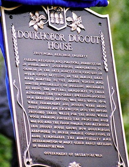 Heritage Property in Saskatchewan